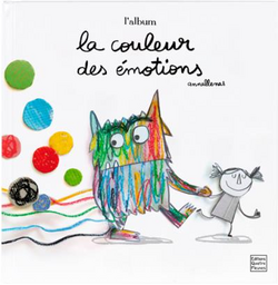 """L'album """"La couleur des émotions"""""""