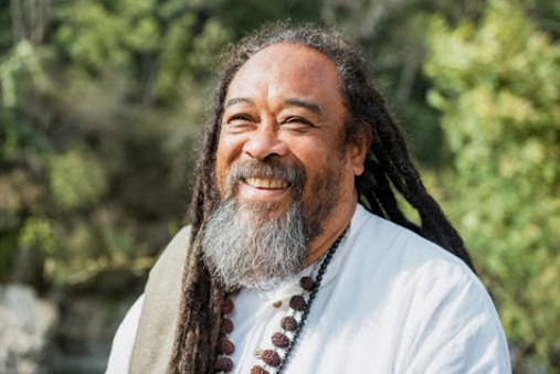 Mooji à Paris en 2017