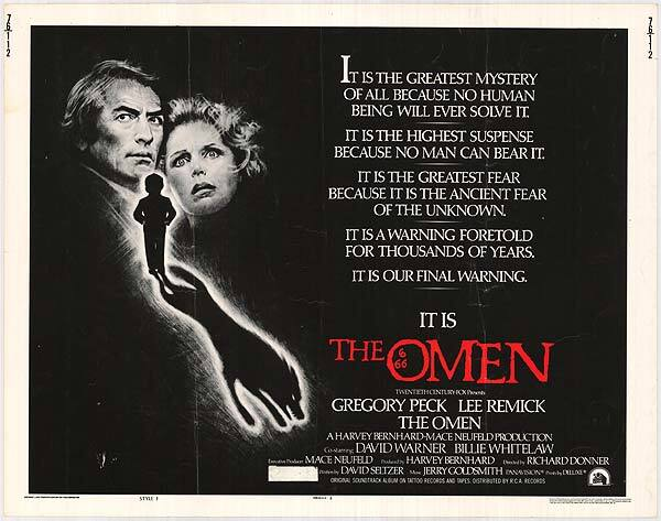 THE OMEN BOX OFFICE USA 1976