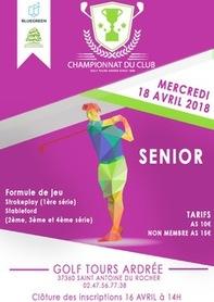 Cgampionnat club Séniors