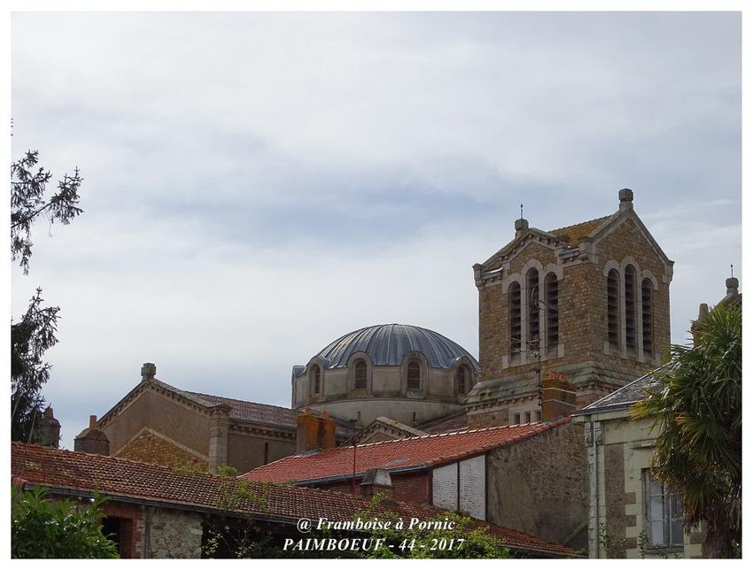 Eglise Saint-Louis de Paimboeuf - 2017 -