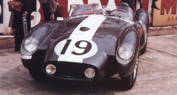 Le Mans 1958 Abandons I