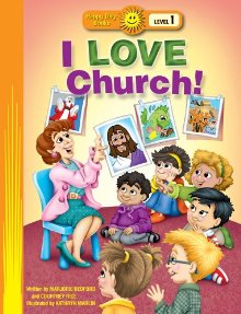 I Love Church!