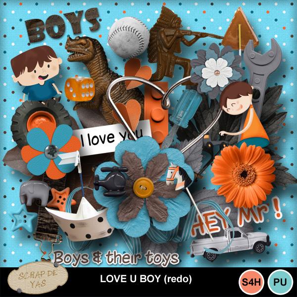 Love U Boy & Love U Girl...  April 30th Pv0125