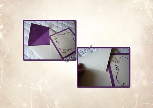 1ère enveloppe