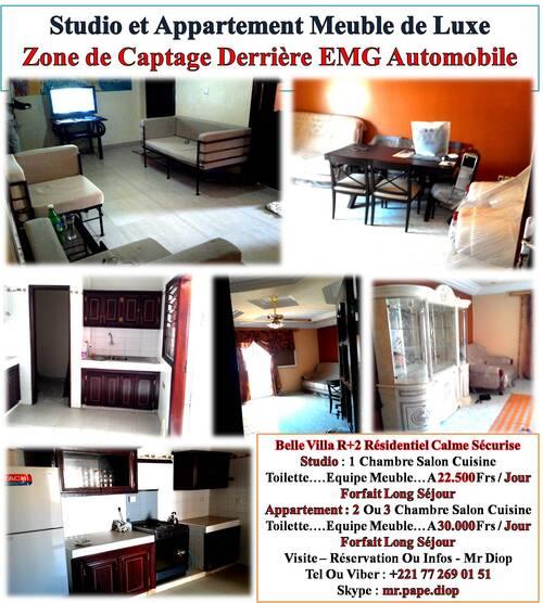L`Immobilier Au Sénégal Informez Vous +221 77 269 01 51