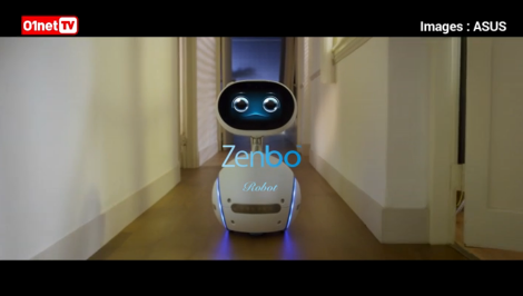 Zenbo, le robot compagnon d'Asus