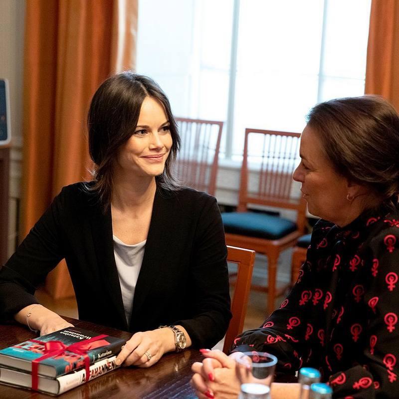 Avec Katarina