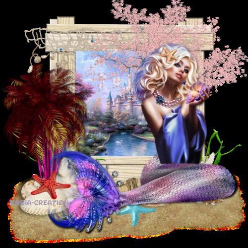 Sirènes, mermaid