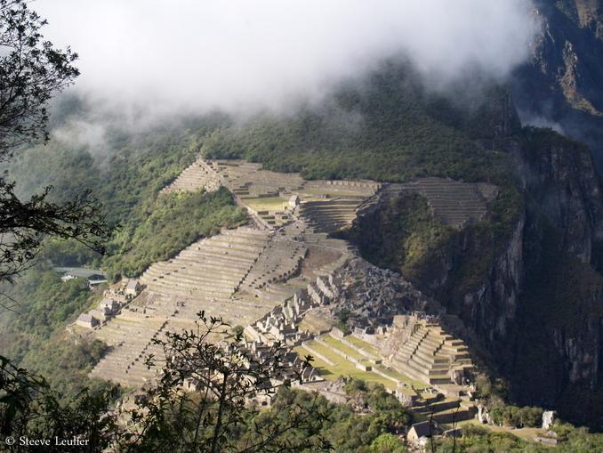 Machu Picchu, Pérou 2010