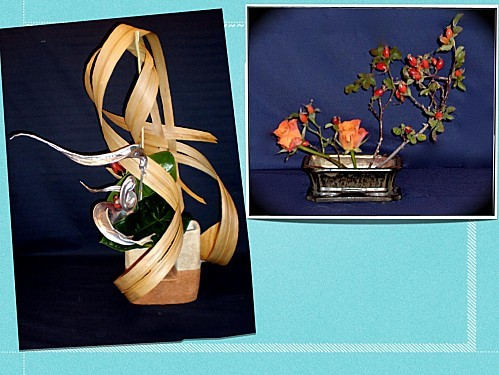 2011 juillet Ikebana (2)