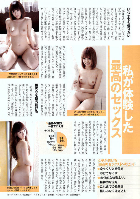 Magazine : [Weekly Gendai] - 15/06/2013 )