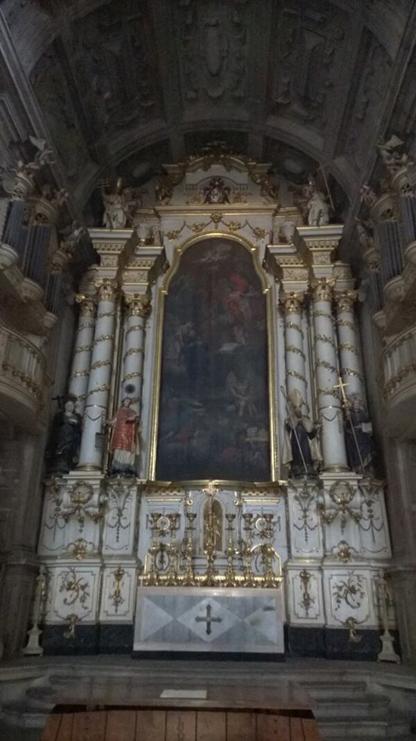 Cathédrale de Porto.