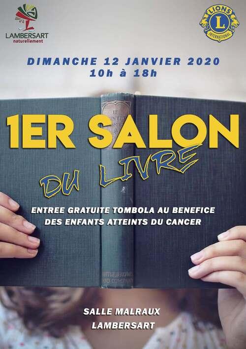 Salon du livre de Lambersart