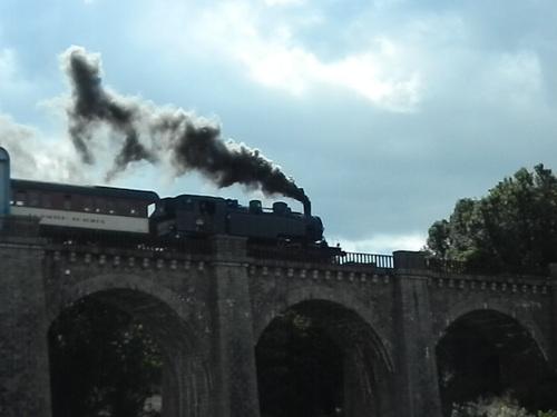 Le pont de Frynaudour
