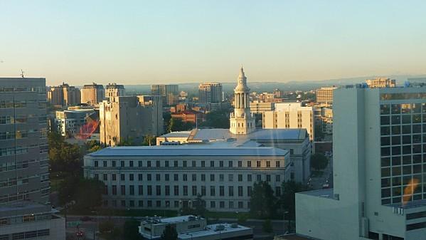 Jour 2 Denver lever de soleil 2