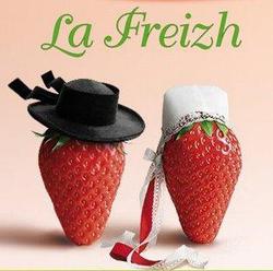 La culture  des fraises en Bretagne