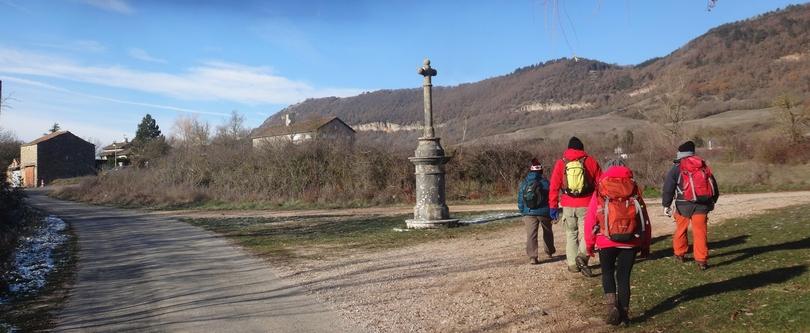 Marche cardio à St Eulalie