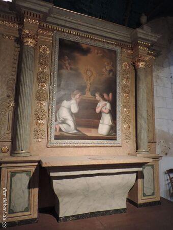Le Blanc - l'église Saint Etienne