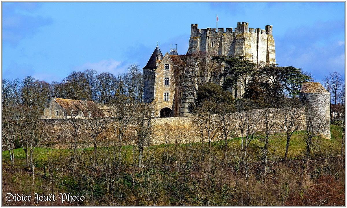 (28) Eure et Loir - Nogent le Rotrou (2) - Château Saint-Jean