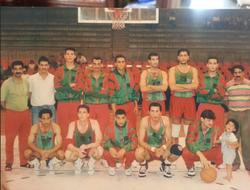 """24.6.1993  à la Salle """"Harcha"""" Finale MCA-DRB Staouéli 70-68"""