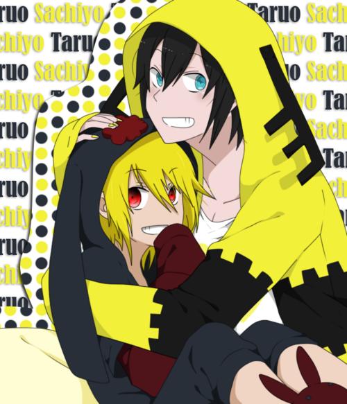 Taruo & Sachiyo [1] [Collab' Karayu 2]