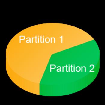 partition 0