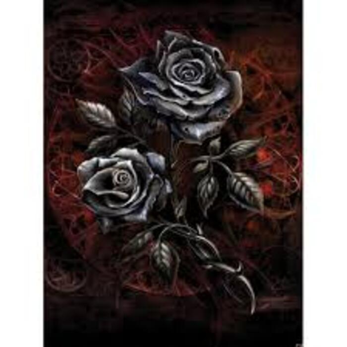 Roses gothiques