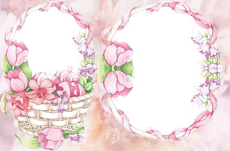 Cadres de Pâques 4