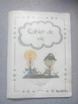 *Le cahier de vie en clis (production d'écrits)