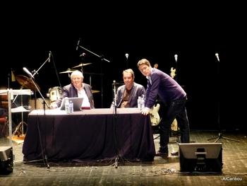 Jean-Marie Klinkenberg, Pierre Janin, Mickaël Vallet