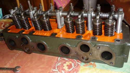 Restauration du moteur !  -II