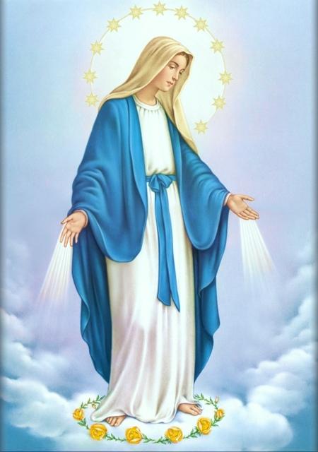 Célèbre La Vierge Marie - L'Assomption - XU24