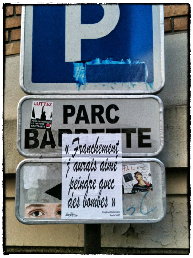 Paris, le street art