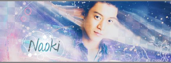 Kit Oguri Shun pour Toshi :3 (Naoki)