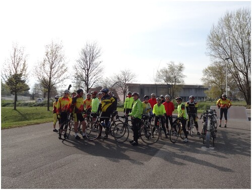 sorties 2014 - Cyclo Club Sassenage Isère (38)
