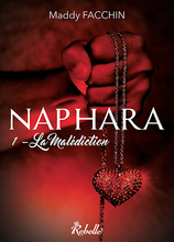Naphara tome 1- La malédiction