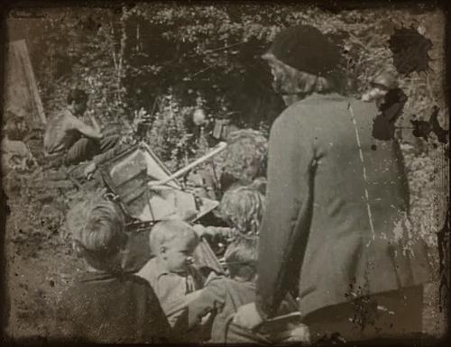 exode des belges pendant la campagne de france de 1940