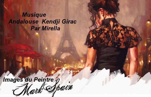 Andalouse    Kendji Girac    Par Mirella