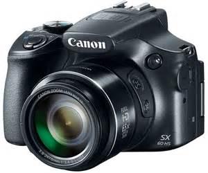 Canon powershot SX60