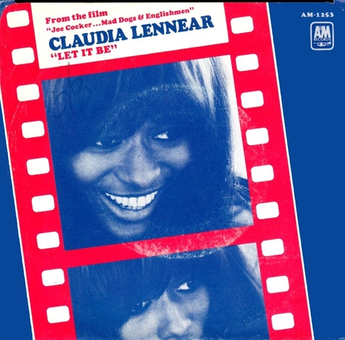 "Claudia Lennear : Album "" Phew "" Warner Bros. Records BS 2654 [ US ]"
