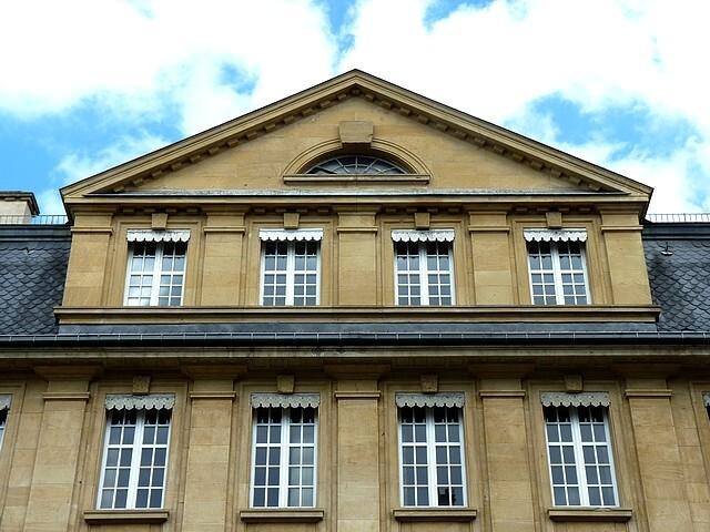 Les frontons de Metz 81 Marc de Metz 2012