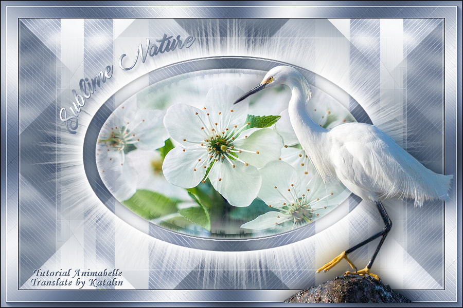 Tutorial Animabelle ~ Sublime Nature
