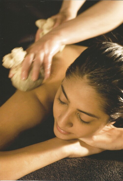Massage Pinda