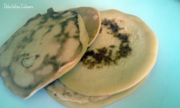 Pancakes ...