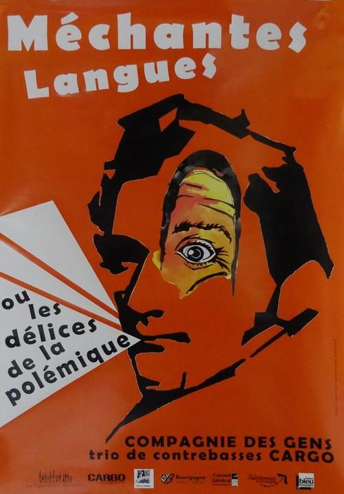 """""""Méchantes langues, ou les délices de la polémique"""", un spectacle à ne pas manquer...."""