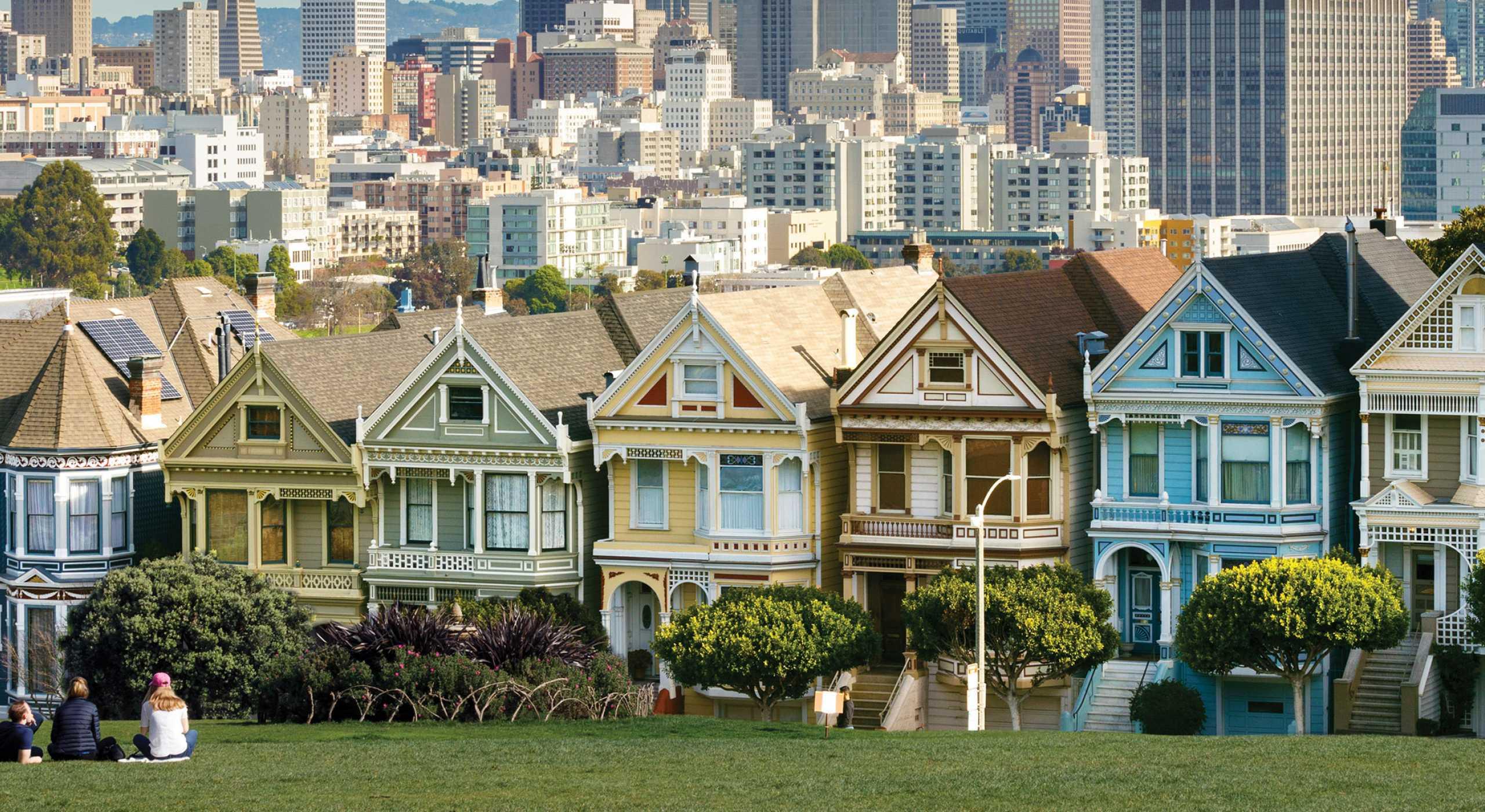 San Francisco, California: Icons and Surprises