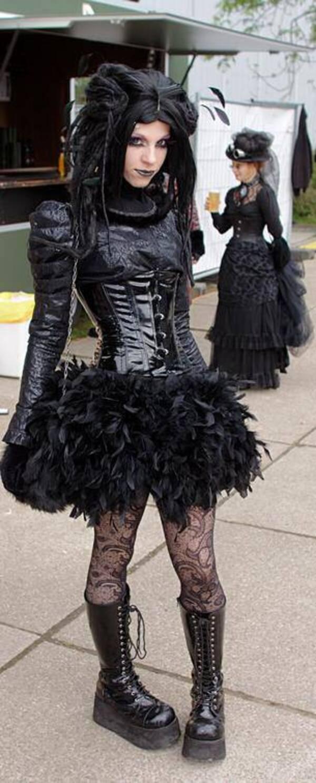 Belles dames goths