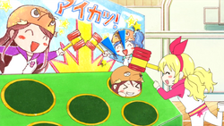 Aikatsu 28 - Fin de la Fresh Girls Cup