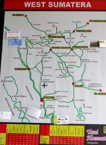 Plan maps Sumatra